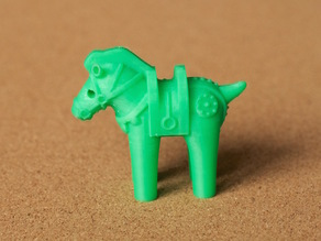 haniwa horse