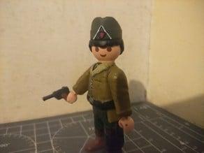 Playmobil Compatible WW2 German side cap