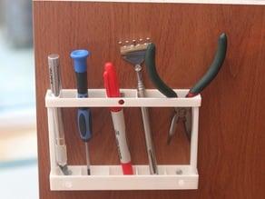 Small Cabinet Door Organizer