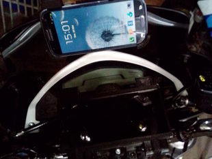 Support galaxy S3 for motorcycle