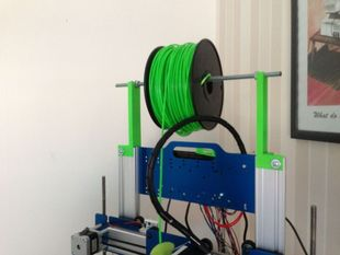Ordbot Spool Holder