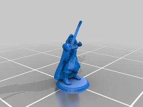 Dungeons and Dragons Miniature #2