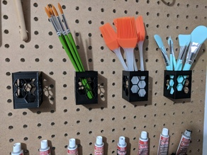 Peg Board Tool holder