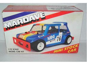Mini Mardave - 1980's RC Car
