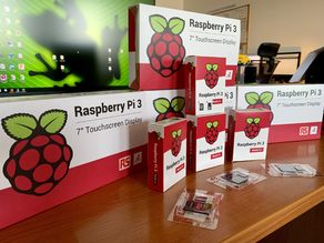 Raspberry Pi Display Case
