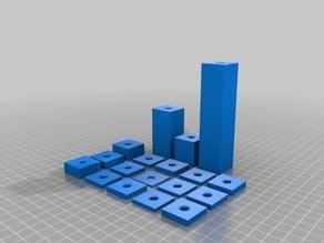 """Gage Block Set, 0.010"""" / 0.254mm Steps"""