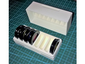 A box for 1.25 inch filters.