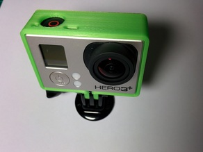 KISS GoPro hero3+ black edition Frame