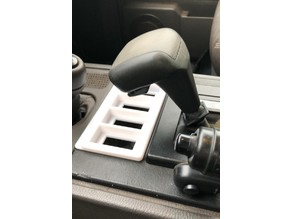 Range Rover Classic Rocker Switch Panel