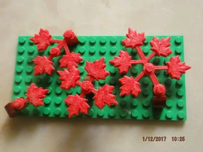Lego© compatible Maple leaves