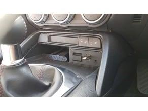 Mazda MX-5 Key Holder