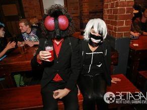 Halloween Fly Mask