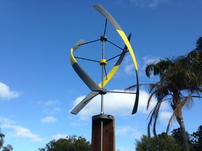 Vertical Windmill Mk2