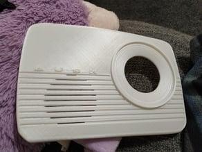 Bush vintage radio Amazon Echo Dot holder