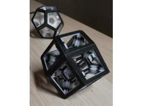 Some folding polyhedra