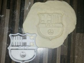 Barcelona cookie cutter