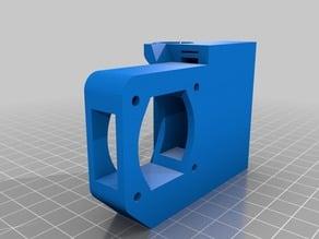 Sintron prusa i3 3d printer acrylic + plastic parts