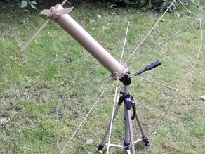 UHF Satcom Antenna