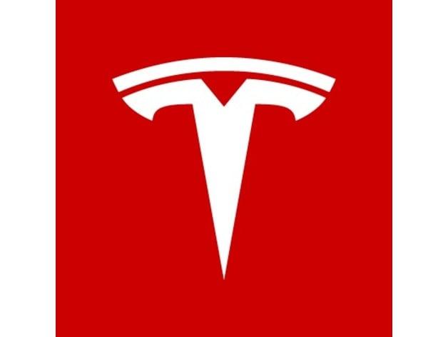 Tesla Logo by Masterbuilder18 - Thingiverse