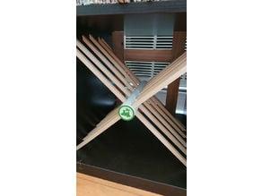 Ikea Kallax Wine Rack Supports