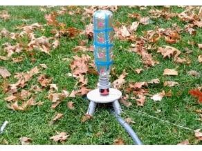 gardena water rocket launcher