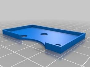 Geeetech Prusa i3 Pro B filament tray