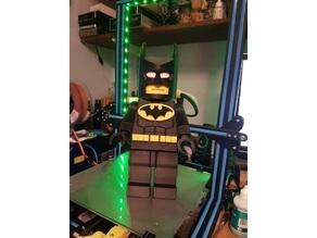 Giant Lego Batman