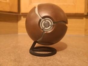 Metroid - Morph Ball - Stand