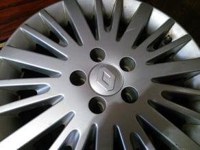 Renault logo for rim cap
