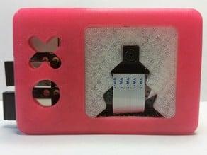 Pi-Cam Dentures for the Raspberry Pi B+ Face Case