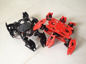 Hexapod - Project #007