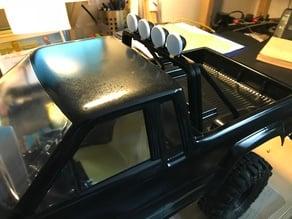 Toyota SR5 SCX10 1:10 RC Car Rollbar / Lampenträger
