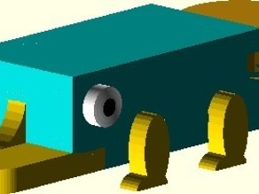 Perry the Platypus the Inaction Figure