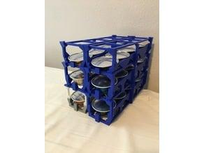 nespresso vertuoline modular pod stand