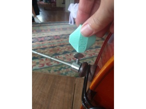 Cello Bow and End Pin Tightener