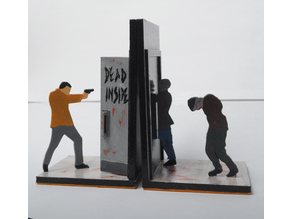 Walking Dead Book Ends