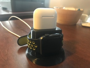 Apple Watch and AirPods dock / charger