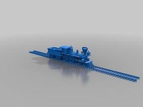 general steam locomotive