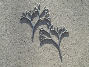 Parametric Tree Wall Art