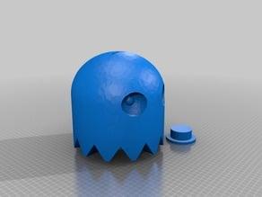 Ghost PacMan piggy bank