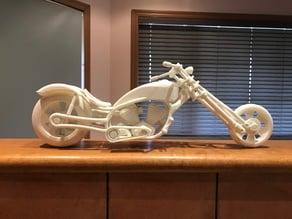 Motorbike fun design PART 3