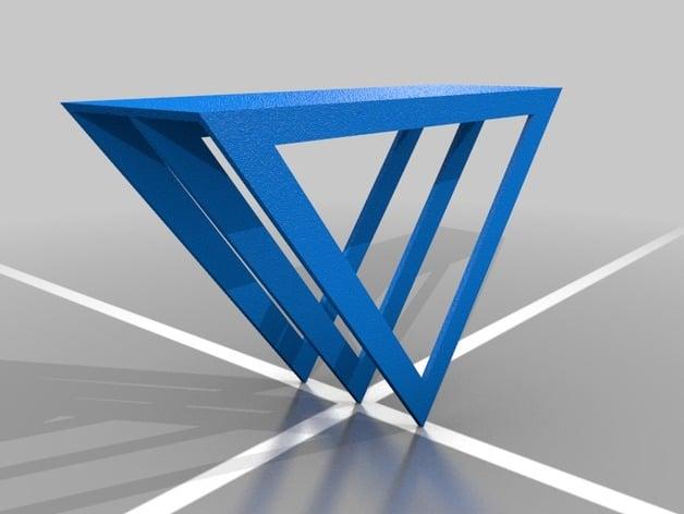 Desktop Paper Filer by Wiifi - Thingiverse