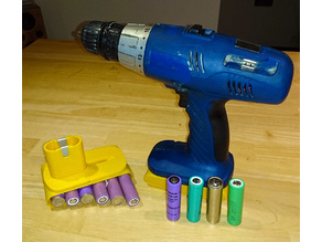 Cheap Drill Battery 2.0