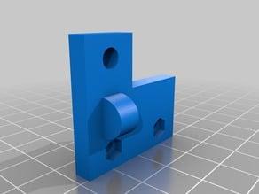 Limit switch bracket for v-slot mounting