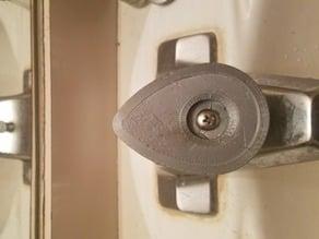 Bathroom Sink Faucet Knob