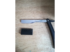 Barber's knife adapter