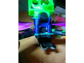 FPV camera support for Realacc x210