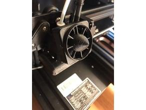 40mm Fan Guard (turbine style, no screws)
