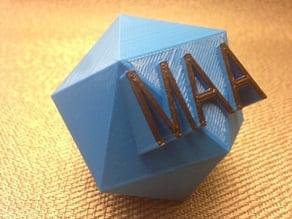 MAA Icosahedron