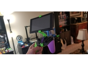 Nintendo Switch Pro Controller Mount